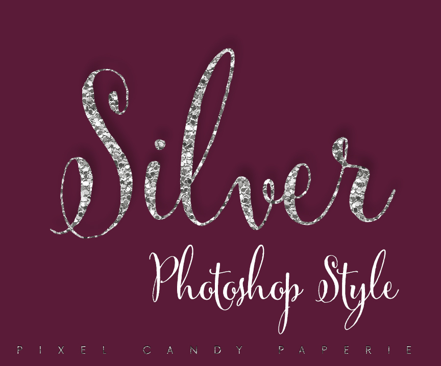 design your own logo, glitter photoshop style, silver photoshop style, sparkle style, sparkle photoshop style, sparkle logo, glitter logos,